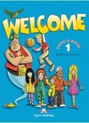 Welcome 1 Pupil's Book with Alphabet Book / Підручник для учня