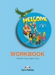 Welcome 1 Activity Book / Робочий зошит