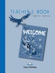 Welcome 1 Teacher's Book / Підручник для вчителя