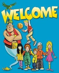Welcome 1 DVD / DVD диск