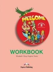 Welcome 2 Activity Book / Робочий зошит