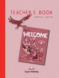 Welcome 2 Teacher's Book / Підручник для вчителя