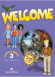 Welcome 3 Pupil's Book / Підручник для учня