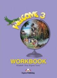 Welcome 3 Activity Book / Робочий зошит