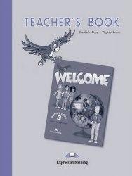 Welcome 3 Teacher's Book / Підручник для вчителя