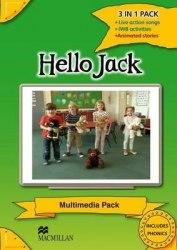 Hello Jack Multimedia Pack / Ресурси для інтерактивної дошки