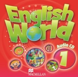 English World 1 Class Audio CD Macmillan