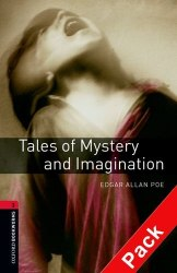 Tales of Mystery and Imagination with Audio CD Oxford Bookworms Library