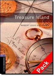 Oxford Bookworms Library 4: Treasure Island with Audio CD