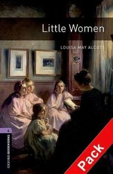 Oxford Bookworms Library 4: Little Women with Audio CD