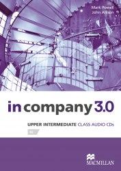 In Company 3.0 Upper-Intermediate Class Audio CDs / Аудіо диск