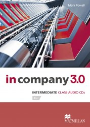In Company 3.0 Intermediate Class Audio CDs / Аудіо диск