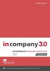 In Company 3.0 Intermediate Teacher's Book Premium Plus Pack / Підручник для вчителя