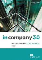 In Company 3.0 Pre-Intermediate Class Audio CDs / Аудіо диск