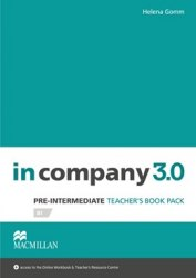 In Company 3.0 Pre-Intermediate Teacher's Book Pack / Підручник для вчителя