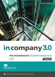 In Company 3.0 Pre-Intermediate Student's Book Premium Pack / Підручник для учня