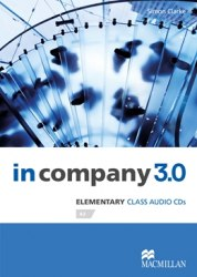 In Company 3.0 Elementary Class Audio CDs / Аудіо диск