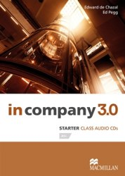 In Company 3.0 Starter Class Audio CDs Macmillan