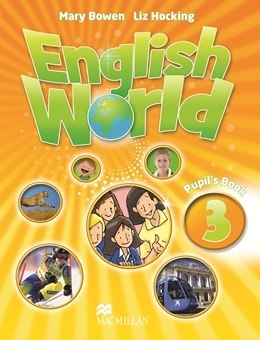 English World 3 Pupil's Book / Підручник для учня