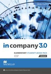 In Company 3.0 Elementary Student's Book Premium Pack / Підручник для учня