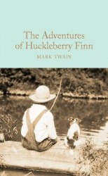 Macmillan Collector's Library: The Adventures of Huckleberry Finn - Mark Twain
