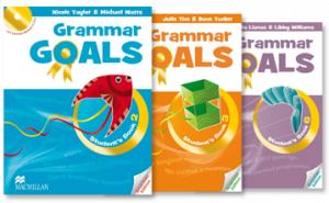 Grammar Goals Macmillan Education