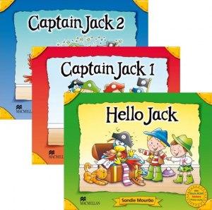 Captain Jack від видавництва Macmillan