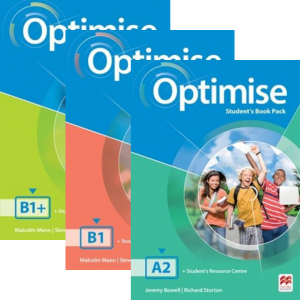 Optimise Macmillan Education