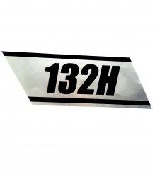 Табличка самоклеющаяся 132Н-3903013