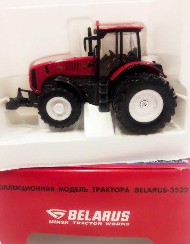 """Сувенир-масштабная модель трактора """"Belarus-3522"""""""