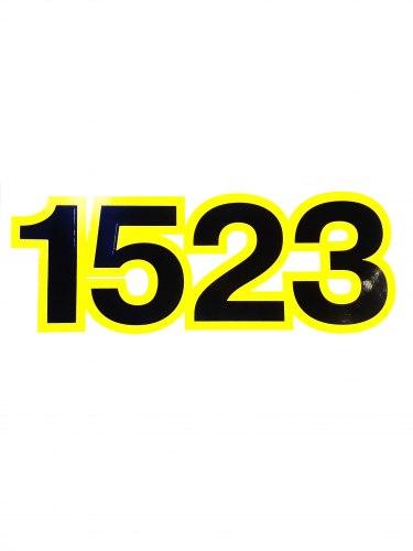 Наклейка 82.1 Belarus ФН-3900002-01