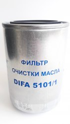 Фильтр очистки масла Difa 5101/1