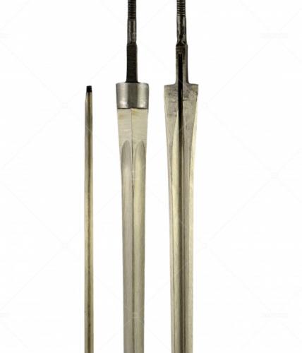 Клинок шпажный тренировочный электро СтМ