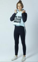 Спортивный костюм для девочки из футера 2-х нитки Nota Bene