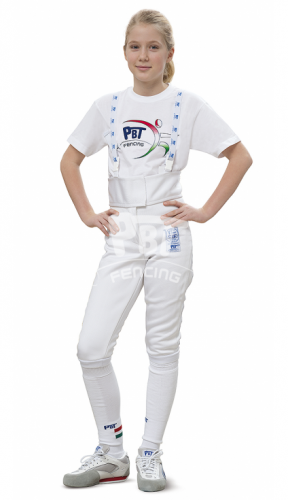 Брюки FIE 800N PBT STRETCHFIT детские