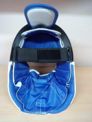 350NW шпажная маска со съемной подкладкой Комфорт, новое крепление