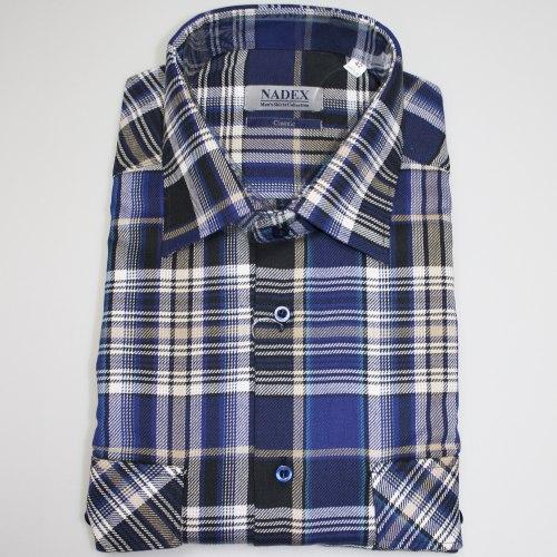 Сорочка верхняя мужская Nadex Men's Shirts Collection 445154