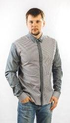 Сорочка верхняя мужская Nadex Men's Shirts Collection 622022И