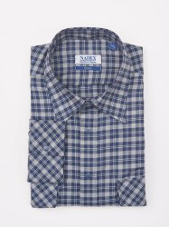 Сорочка верхняя мужская Nadex Men's Shirts Collection 022044И