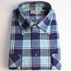 Сорочка верхняя мужская Nadex Men's Shirts Collection 22034