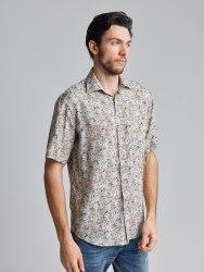 Сорочка верхняя мужская Nadex Men's Shirts Collection 01-018222/513