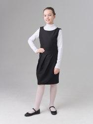 Сарафан для девочек старшей школьной группы Модница 009015И