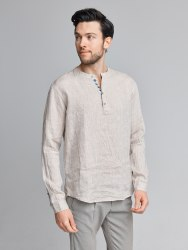 Сорочка верхняя мужская Nadex Men's Shirts Collection 01-049932/210