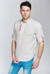 Сорочка верхняя мужская Nadex Men's Shirts Collection 896021