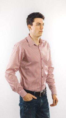 Мужская сорочка Надэкс 673014И