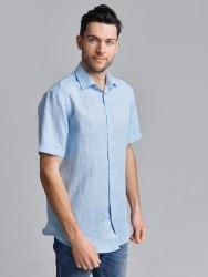 Сорочка верхняя мужская Nadex Men's Shirts Collection 01-048223/410
