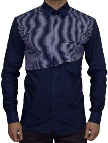 Мужская сорочка Надэкс 625012И