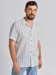 Сорочка верхняя мужская Nadex Men's Shirts Collection 01-048122/512