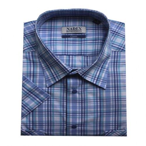 Сорочка верхняя мужская Nadex Men's Shirts Collection 528044И