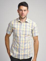 Сорочка верхняя мужская Nadex Men's Shirts Collection 923014И